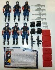 GI Joe Body Part 2002 Agent Scarlett  V1       Arm Set      C8.5 Very Good