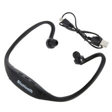 Bluetooth 3.0 Earphone Headset SPORT Stereo Wireless Headphone iPhone Samsung