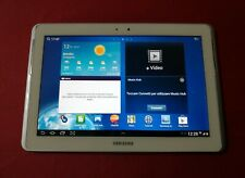 Samsung GALAXY Tab 2 Bianco 10,1 inc. wi-fi + Sim. 16 + 128 GB  mod. GT P5100