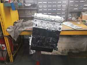 Fiat Ducato 1.9 TD DJY / DHX 1994-2000 Remanufactured Engine