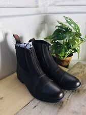 Horseware Short Riding Boot Zip - Ladies UK 9 - Brown - Used