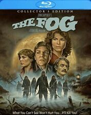 The Fog 1980 Blu-ray Collectors Edition Shout Factory Region a John Carpenter