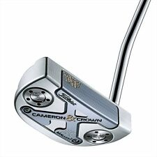 """NEW Limited Edition Titleist Scotty Cameron and Crown Select Mallet 1 33"""" Putter"""