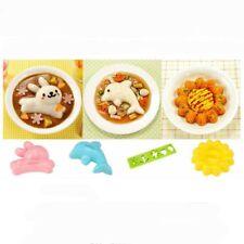 4pcs/set Bento Tool Ball DIY Accessories Sushi Mold Rice Mould Kitchen Cartoon