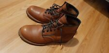 Red Wing Beckman Boot 9016 Cigar Men's Size 9.5 D Made In USA