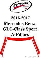 3M Scotchgard Paint Protection Film 2016 2017 Mercedes Benz GLC-Class Sport