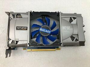 Galaxy Geforce GTS400 1GB GDDR5 PCI-E Video Card HDMI VGA DVI