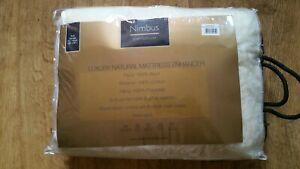 Nimbus Emporium Luxury Natural Mattress Enhancer For Cot Bed