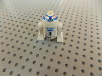 LEGO Star Wars  R2-D2 Astromech Droid Minifigure with 1/2 printed dome