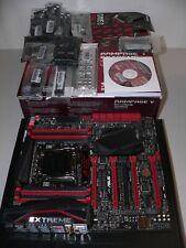 Asus Rampage V Extreme LGA2011-3 DDR4 M.2 Wifi Motherboard Latest Bios 4101