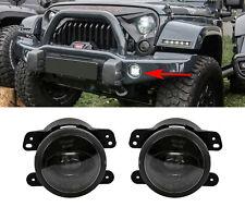 LED Nebelscheinwerfer für Jeep Wrangler JK Bj. 07-18  LSW7 mit E Zulassung
