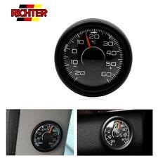Richter 10010101 Car Sedan Truck Dash inside Thermometer Round Mini Analogue