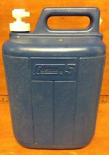 Coleman 5 Gallon 18.9 Liters Blue Water Cooler Model 5620 - 107