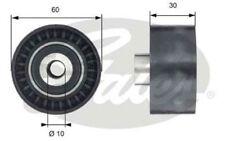 GATES Polea inversión/guía correa distribución Para CITROEN FIAT FORD T42199