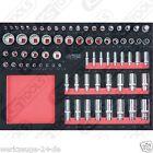 KS Tools BBA 1/4+3/8 + 1/2 INSIEME Zoccolo 75-tlg 1/1 systemeinlage 781.1075
