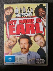 My Name Is Earl Season 3 DVD - 4 Discs - Region 4
