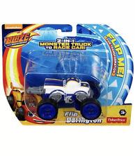 New Nickelodeon Blaze & The Monster Machines Flip Race Darington Truck Toy