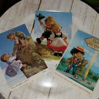Lot of 40 misc vintage and non vintage postcards various variety