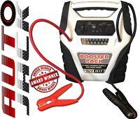 Heavy Duty Portable Car Battery Jump Start Power Starter Booster Rescue Pack