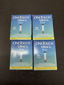 One touch Ultra Retail test strips. 200 Strips