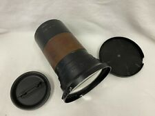 Zenith Optics Division Lens 8145 Type 1 36 Inch f/8 EFL 918mm 129-7065