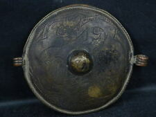 Ancient Bronze Artefact Islamic 1000 AD  #S5908
