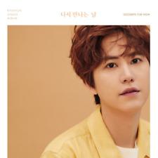 SUPER JUNIOR KYUHYUN [GOODBYE FOR NOW] 2nd Single Album CD+16p Photocard+Card