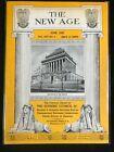 The New Age: The Official Organ of the Supreme Council 33゚, freemason, 1958, jun