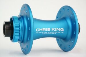 New Chris King Boost F 110×15Thru 28Holes Turquo DCT2BB From Japan Free Shipping