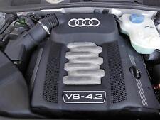 AUDI A6 ENGINE / MOTOR 4.2 LTR, CODE - ASG, PETROL, V8, QUATTRO, 04/00-10/04