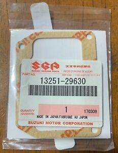 Suzuki '80-'89 RM80, '76-'79 TS185 OEM Carburetor Float Bowl Gasket 13251-29630