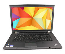 Lenovo ThinkPad T530 Core i5 3.gen 2,6GHz 8GB 256 GB SSD WIN7 15,6 `` TFT a-Ware