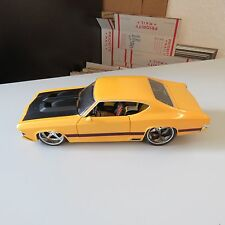 1969 CHEVY CHEVELLE SS JADA BIGTIME MUSCLE 1:18 SCALE DIECAST