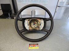 W126 420SEL 560SEL 560SEC STEERING WHEEL TEXTURED VINYL 86-91