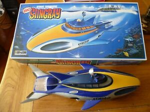 Gerry Anderson : 'Big' Stingray Model Kit by Doyusha (Large Scale) (Airfix)