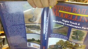 British Railway Modelling DVD Right Track 6 Landscapes Part 2