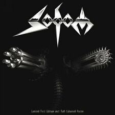 CD SODOM by SODOM BRAND NEW SEALED SAME NAME SELF TITLED