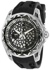 TechnoMarine Men's Technocell TM-318039 44mm Silver Dial Silicone Watch