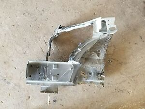 2007 to 2010 mazda cx7 driver side front frame and rail