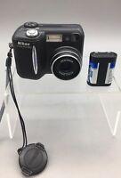 Nikon Coolpix 885 3.2MP Digital Camera 3x Optical - As Is - Fast Ship - B28