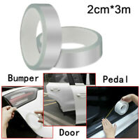 1X Clear Car Door Strip Bumper Hood Edge Guard Paints Protection Film Sticker NT