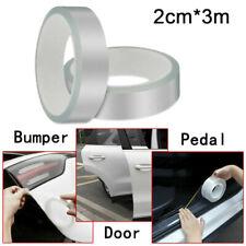 1X Clear Car Door Strip Bumper Hood Edge Guard Paints Protection Film Sticker BF