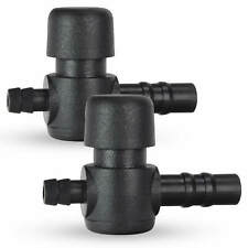 LeLuv EasyOp Replacement Quick Pressure Release Valve for Vacuum Pumps - 2 PACK