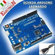 ARDUINO LEONARDO ATmega32U4 - 100% COMPATIBILE con originale - Arduino Board
