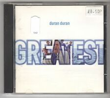 (GL591) Duran Duran, Greatest - 1998 CD