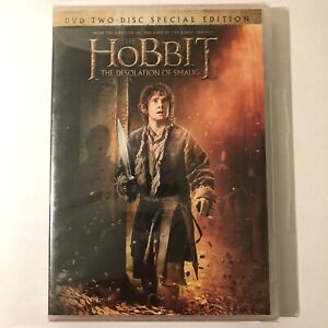 Hobbit The Desolation Of Smaug Special Edition DVD -New & Sealed - REGION 2