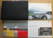 Manuals/Handbooks A3 2004 Car Owner & Operator Manuals