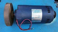 7TT60 TREADMILL MOTOR, LEESON C4D34DJ2B: 90VDC 15.9A 1.5HP 3000RPM, MADE IN USA!