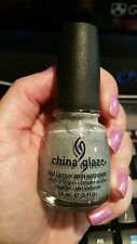 China Glaze Hologram Nail Polish Lacquer - Tronica Holographic Holo Collection