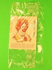 1977 McDonalds - Fun-To-Go *Test* - Heat Transfer - Ronald *MIP*
